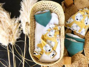 Sarouel tigre bébé clermont fd 2