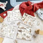 Puzzle bébé made in france bois