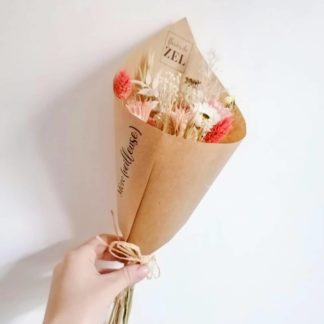 bouquet fleurs séchées clermont fd